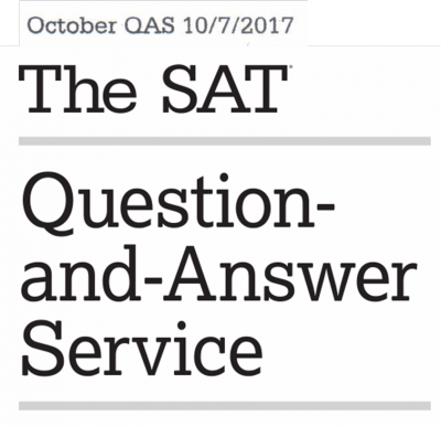 sat reasoning test question and answer service pdf