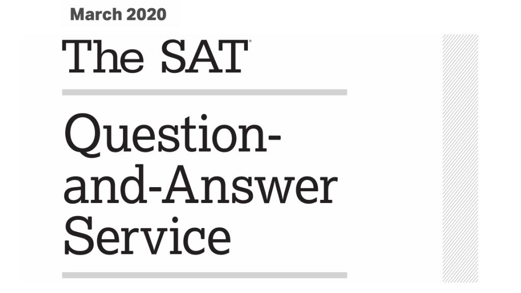 Official Sat Tests Archives Sat Quantum